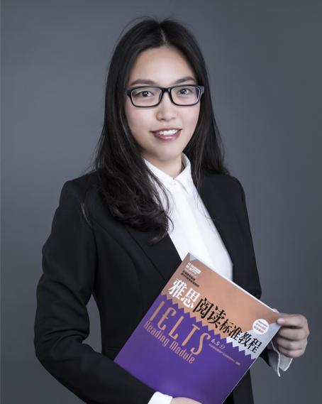 环球教育师资团队-洪蕾