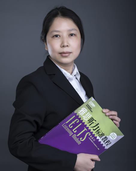 环球教育师资团队-潘欣