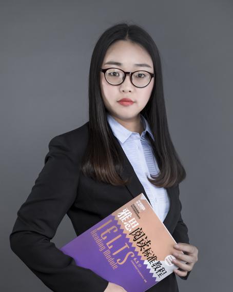 环球教育师资团队-刘娜