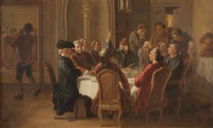 藤校科研终身教授项目 启蒙运动与法国大革命