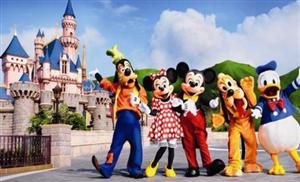 朴新环球游学|上外英语研学+迪士尼乐园夏令营项目介绍