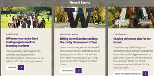 UW华盛顿大学宣布永久性取消SAT/ACT成绩要求