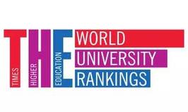 """""""泰晤士高等教育世界大学排名"""""""